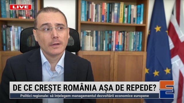 Embedded thumbnail for De ce crește România așa de repede? O abordare dualistă